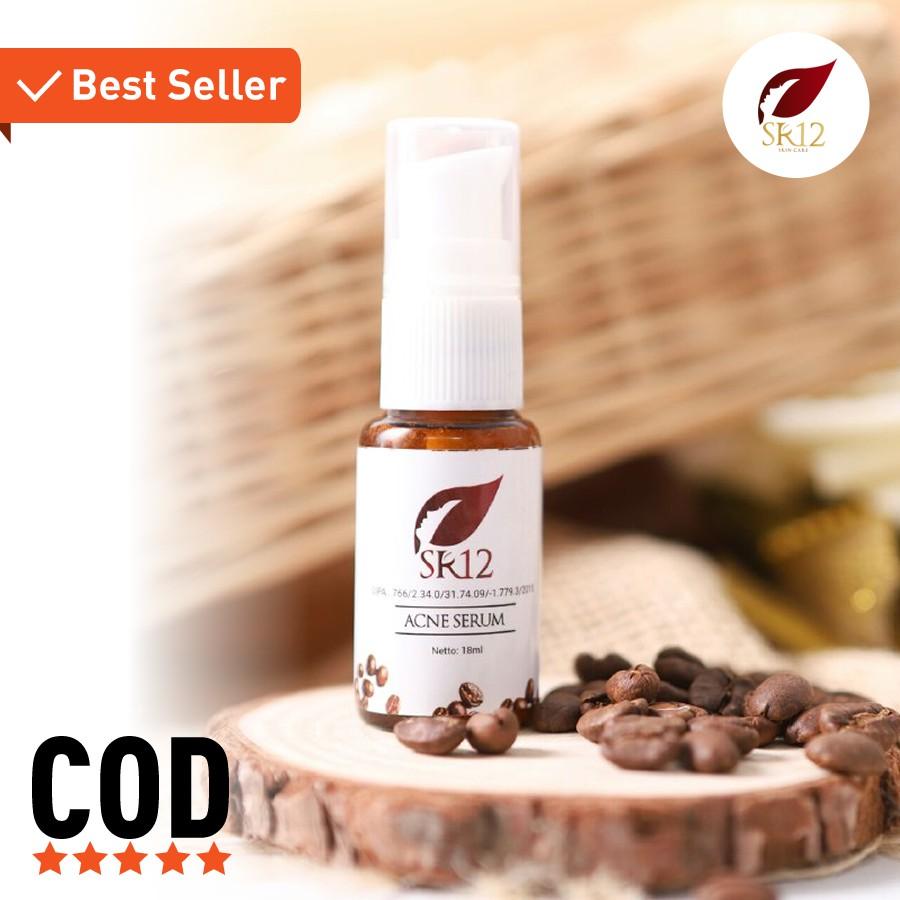 Acne Serum Sr12 Skincare Bahan Alami Untuk Obat Jerawat ...